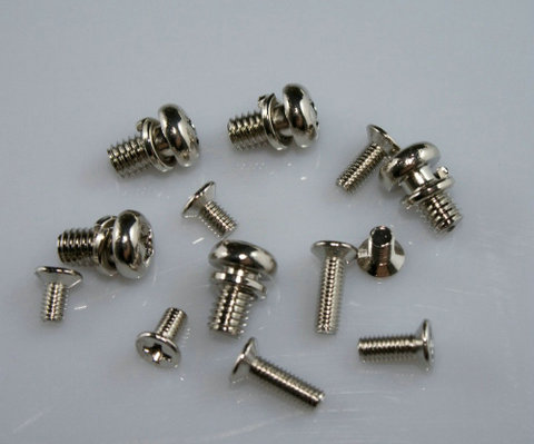 Precision screw process